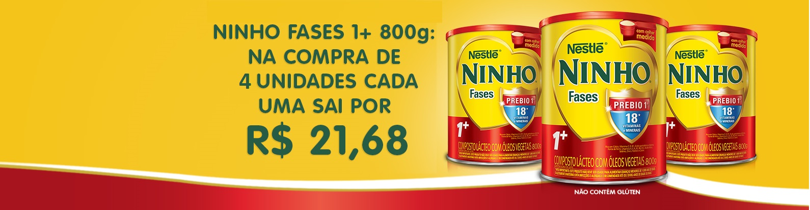 Leve4 Pague3 Ninho