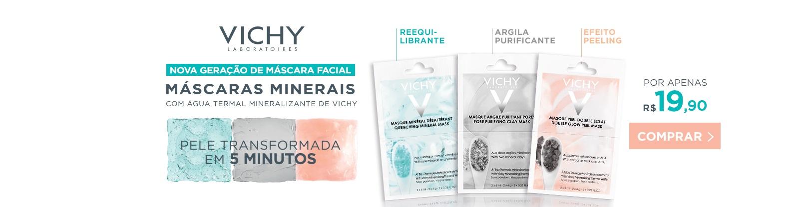 Mascaras Vichy