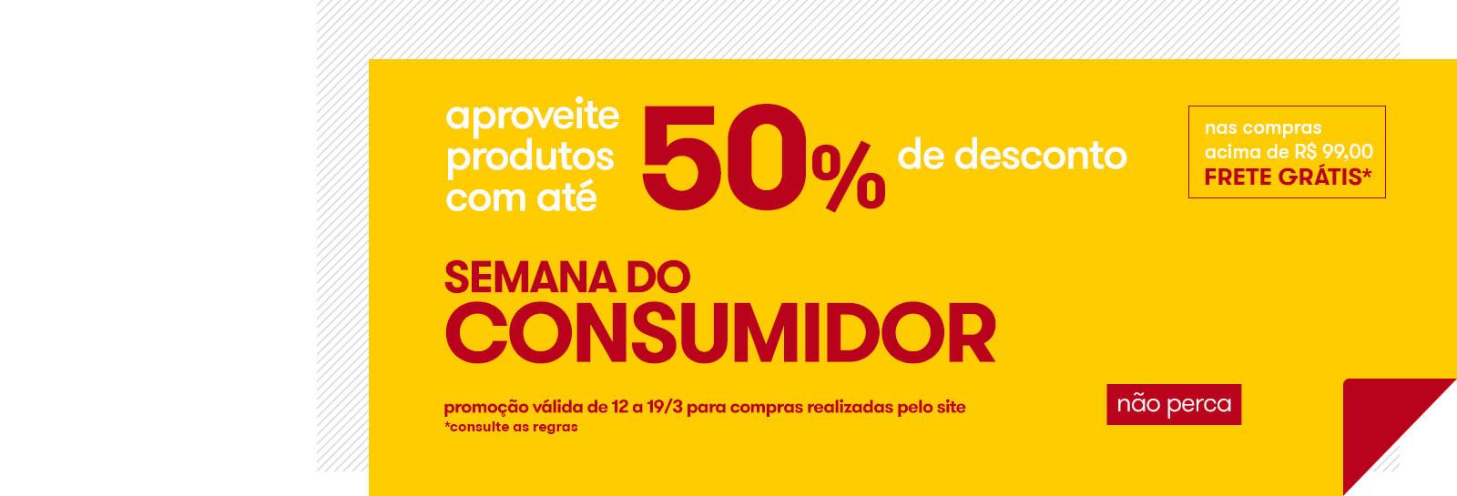 Semana dp Consumidor