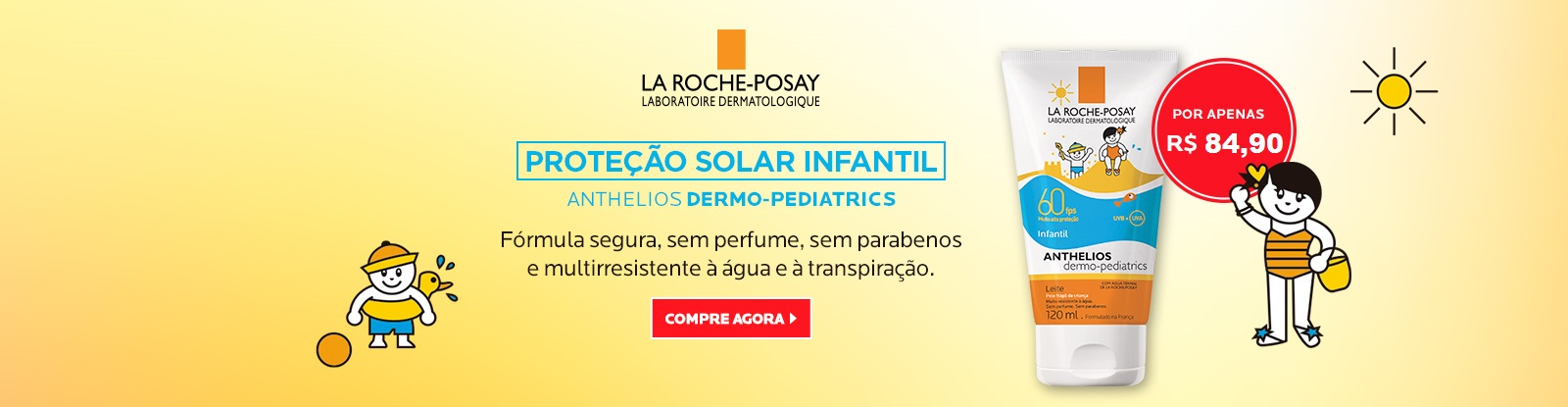 Anthelios Dermo Pediatrics