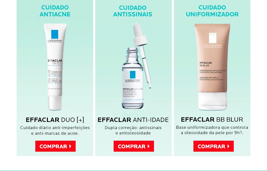 Complemente o cuidado para pele oleosa