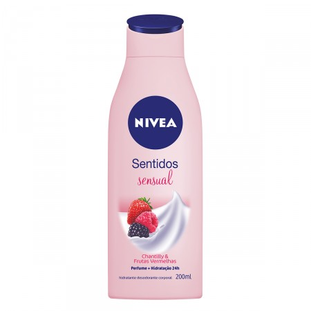 Hidratante Corporal Sentidos Sensual