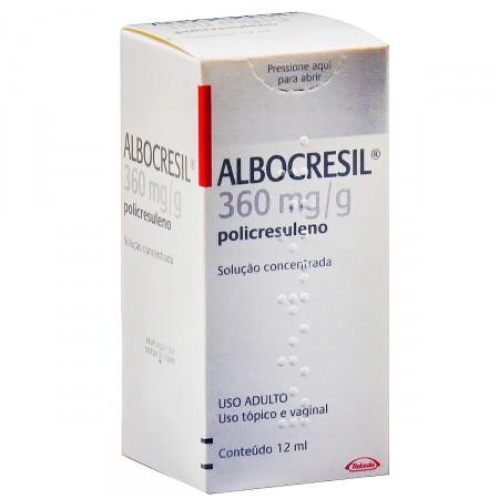 Albocresil 360mg