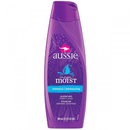 Shampoo Aussie Mega Moist