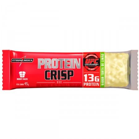 Barra de Proteína Protein Crisp Torta de Limão