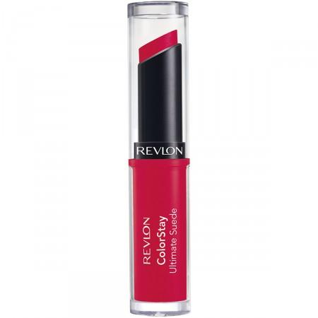 Batom Colorstay Ultimate Suede Lipstick Cor Couture