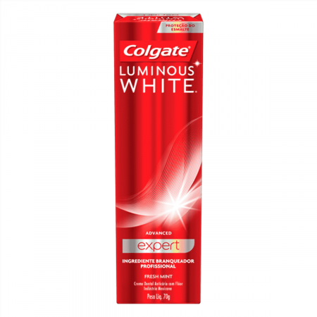 Creme Dental Colgate Luminous White Advanced