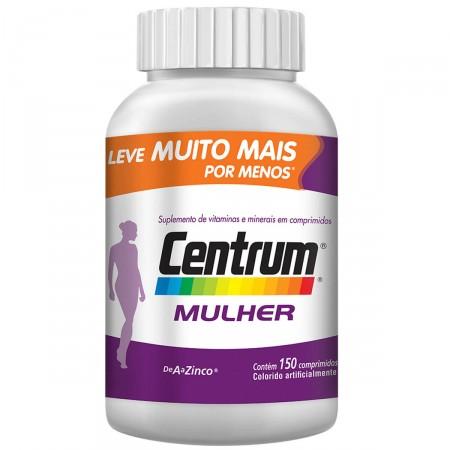 Complexo Vitamínico Mulher
