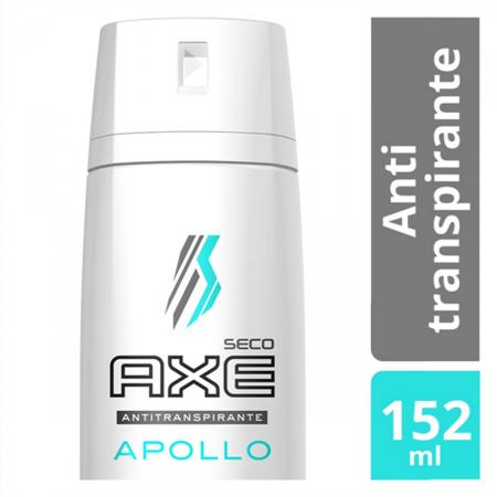 Desodorante Axe Aerosol Apollo