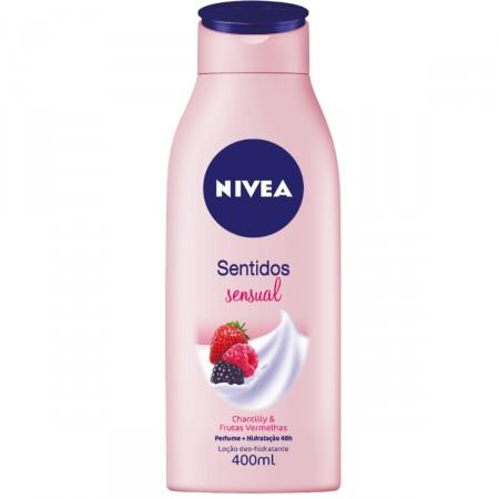 Hidratante Corporal Nivea Sentidos Sensual