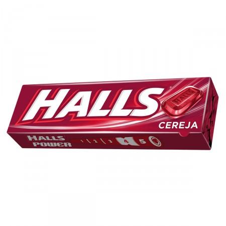 Halls Drops Cereja