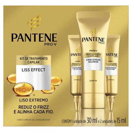 Kit de Tratamento Pantene Liss Effect