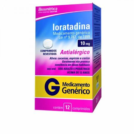 Loratadina 10mg