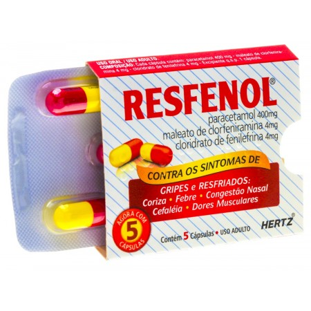 bula do Resfenol