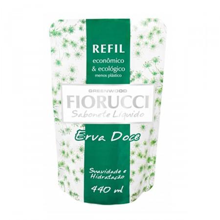 Sabonete Líquido Fiorucci Erva Doce Refil