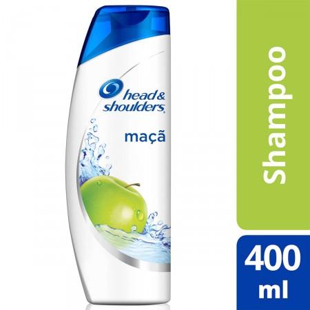 Shampoo Anticaspa Head & Shoulders Maçã Verde