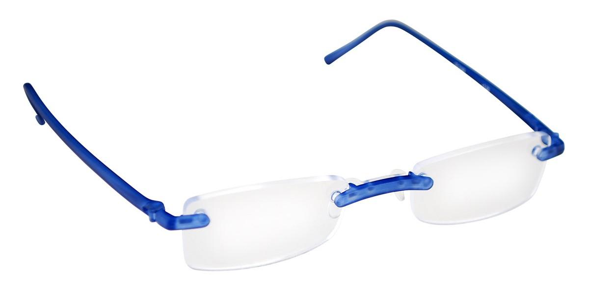 Óculos Para Leitura Smart Azul 2,50 B+D 1 unidade