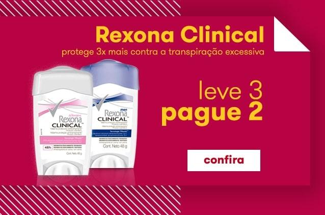 Rexona Clinical