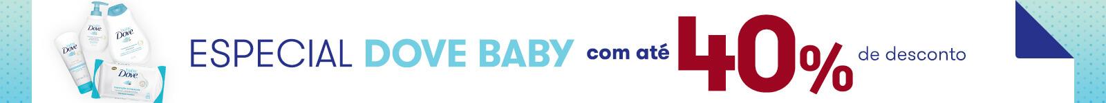Descontos Imperdíveis: Dove Baby